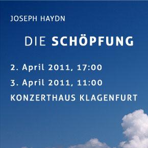 DIE SCHÖPFUNG - Joseph Haydn