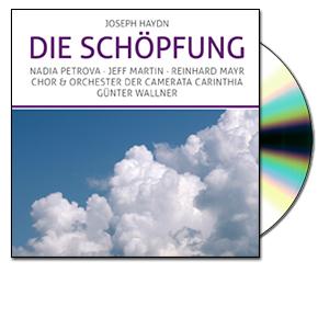 """CD """"Die Schöpfung"""""""